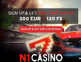 N1 Casino ofrece más de 2000 juegos