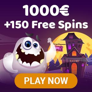 Únete a la diversión uniéndote a Boo Casino hoy.